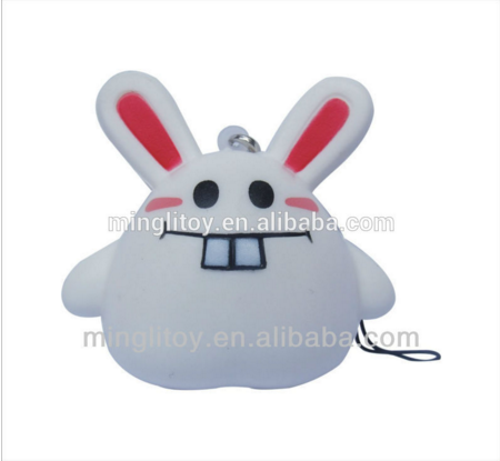slow rising animal shaped stress toys, Soft pu foam toys,slow raised stress ball